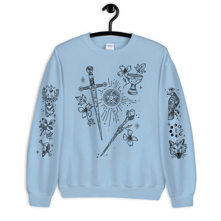 Tarot Suite Sweatshirt